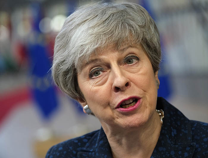 Theresa May Seeks Delay